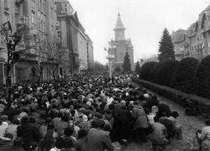 timisoara revolutie piata operei decembrie 1989