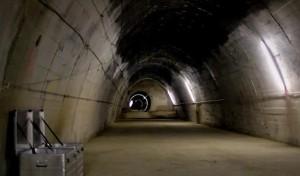 tunel secret nazisti austria bomba nucleara