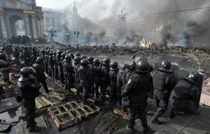Un nou armistiţiu în estul Ucrainei.