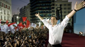 Partidul lui Alexis Tsipras