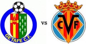 Cupa Spaniei. Getafe - Villareal