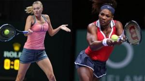 Serena Williams  Maria Șarapova