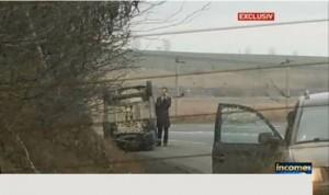 Ludovic Orban s-a RĂSTURNAT cu maşina foto antena3.ro
