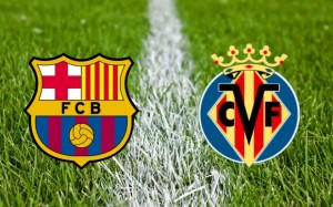 Barcelona -  Villarreal Copa del rey