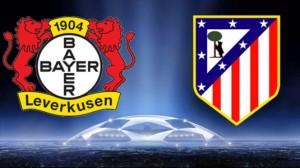 Bayer Leverkusen - Atletico