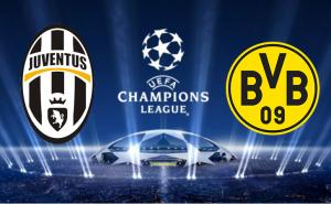 Champions League. Juventus - Borussia