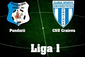 Liga I, etapa 18. Pandurii Tg. Jiu - CS Universitatea Craiova, scor 0-1 (video)