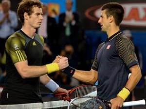 Australian Open, finala. Novak Djokovic - Andy Murray