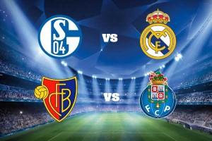 Schalke - Real Madrid