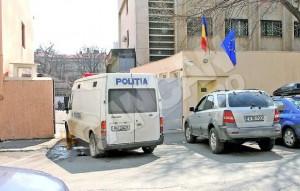 arest central politia capitalei
