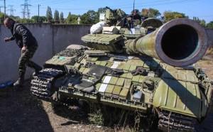 armament separatisti ucraina