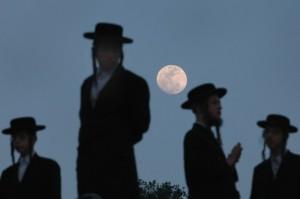 Religious Jews Prepare For Passover Festival