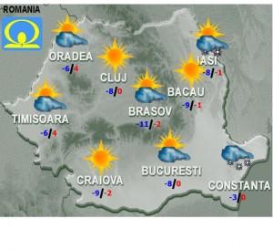 meteo vremea 11 februarie 2015