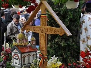 Minunea de la mormântul părintelui Iustin Pârvu