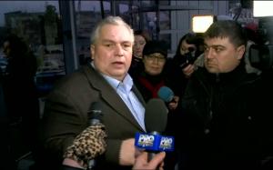 Nicusor Constantinescu a scapat de arest