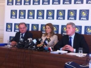PNL şi-a prezentat programul de guvernare