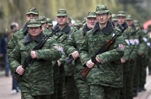 rezervisti armata rusa