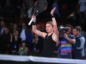 Fed Cup. Simona Halep - Garbine Muguruza