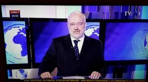 Stelian Tănase i-a scris lui Iohannis, cerându-i să salveze TVR