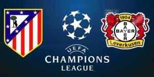 Champions League. Atletico - Leverkusen, scor 4-2
