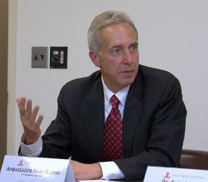 Hans G. Klemm, nominalizat ambasador al SUA în România