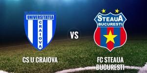 Liga I, etapa 19. Craiova - Steaua