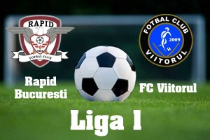 Liga I, etapa 19. Rapid - Viitorul