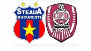 Liga I, etapa 20. Steaua - CFR Cluj