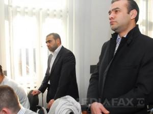 Omar Mukhles (s) si Omar Mahmoud (d) (foto mediafax.ro)