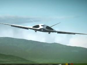 Noul avion militar supersonic rusesc de transport