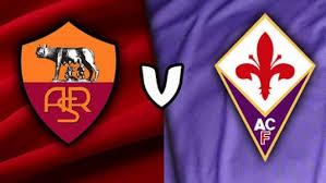 Europa League. Roma - Fiorentina
