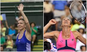 Indian Wells, finala. Simona Halep - Jelena Jankovic