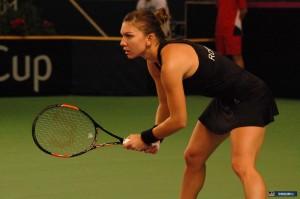 Miami Open 2015. Simona Halep - Nicole Vaidisova