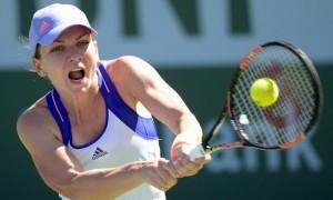 Indian Wells. Simona Halep - Varvara Lepchenko