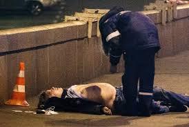 Who killed him Boris Nemtsov