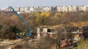 """Parcul Tineretului şi ilegalităţile proiectului imobiliar """"Tineretului Park View"""""""