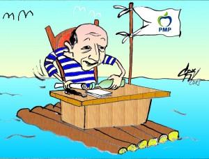 ce face Basescu la PMP