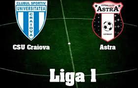 Liga 1, etapa 23. U. Craiova - Astra
