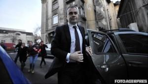 DNA cere aviz pentru arestarea lui Darius Vâlcov (foto agerpres.ro)