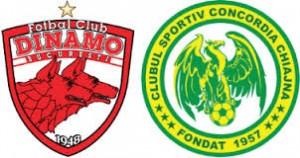 Liga I, etapa 22. Dinamo - Concordia