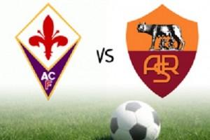 Europa League. Fiorentina - AS Roma
