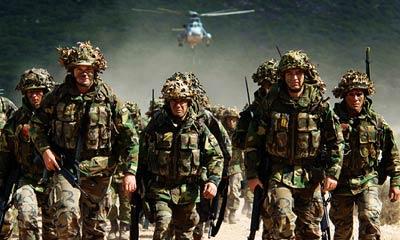 Batalioane NATO în România
