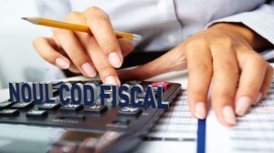 noul cod fiscal