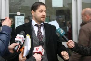 Radu Pricop, ginerele lui Traian Băsescu, audiat la DNA