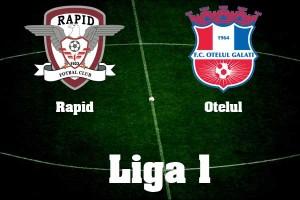 Liga I, etapa 23. Rapid - Oţelul