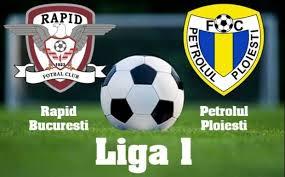 Liga I, etapa 21. Rapid - Petrolul