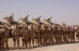 soldati gradati profesionisti