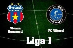 Liga I, etapa 23. Steaua - Viitorul