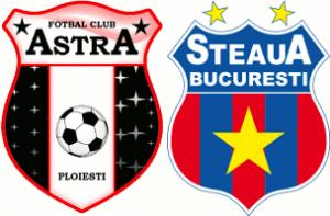 Liga I, etapa 26. Astra -Steaua