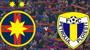 Cupa Romaniei. Steaua - Petrolul